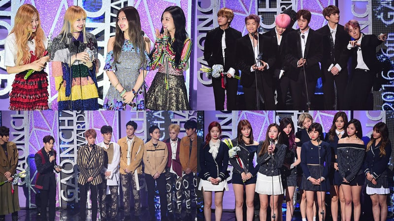 Gaon Chart Music Awards será realizado en febrero de 2018 con un cambio de enfoque
