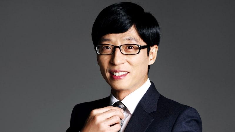 Yoo Jae Suk elegido como el comediante del año por sexto año consecutivo