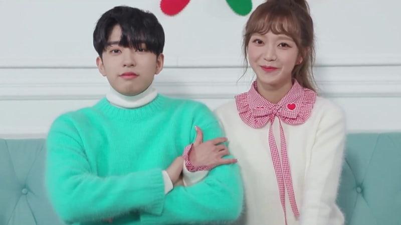 """Kim So Hee y Kim Shi Hyun de """"Produce 101"""" cantan """"Sweet Potato X 100"""" en un MV dueto"""
