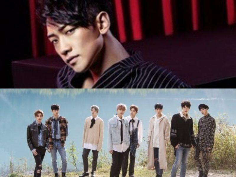 IN2IT y Rain son los primeros artistas coreanos en unirse al show de fin de año de Taipei