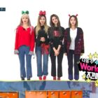 """EXID pasa un momento divertido y festivo en el próximo adelanto de """"Weekly Idol"""""""