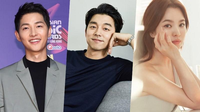 Coreanos nombran a los actores de televisión más importantes en 2017