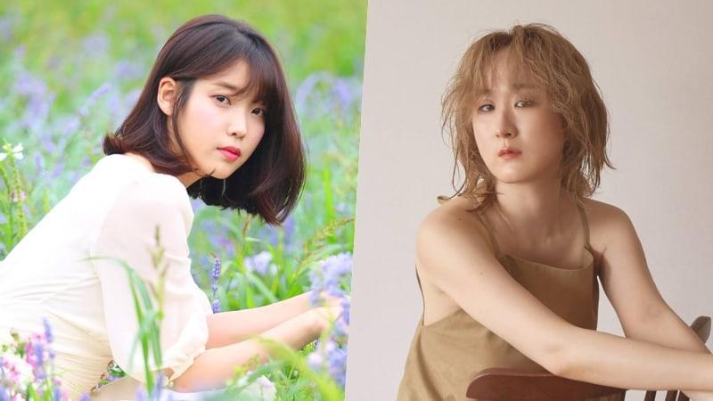 IU participará en la nueva canción de Sunwoo Jung-A