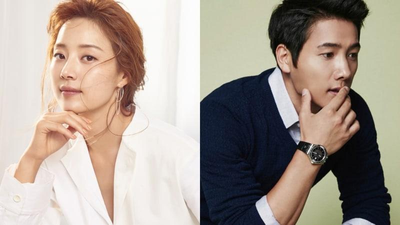 Han Ji Hye y Lee Sang Woo confirmados para un nuevo drama familiar de fin de semana