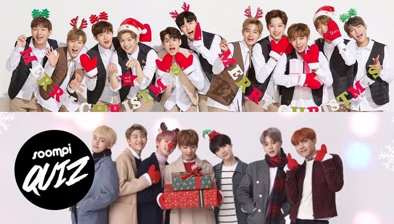 Prueba: ¿qué estrella masculina del K-Pop te estará esperando en la mañana de navidad?