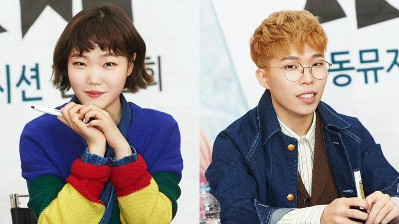 Lee Soo Hyun de Akdong Musician comparte lindas fotos de su visita a Lee Chan Hyuk