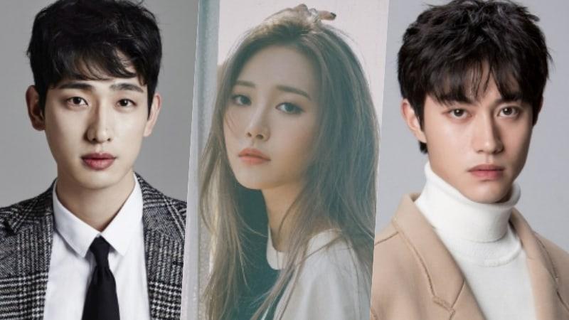 Yoon Park, Yura y Kwak Dong Yeon se unirán al nuevo drama de Yoon Doojoon y Kim So Hyun