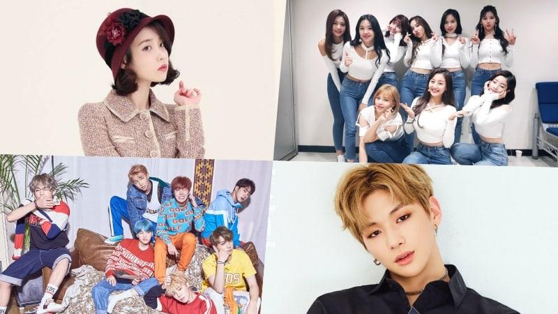 Coreanos eligen a los mejores cantantes, canciones e ídolos del 2017