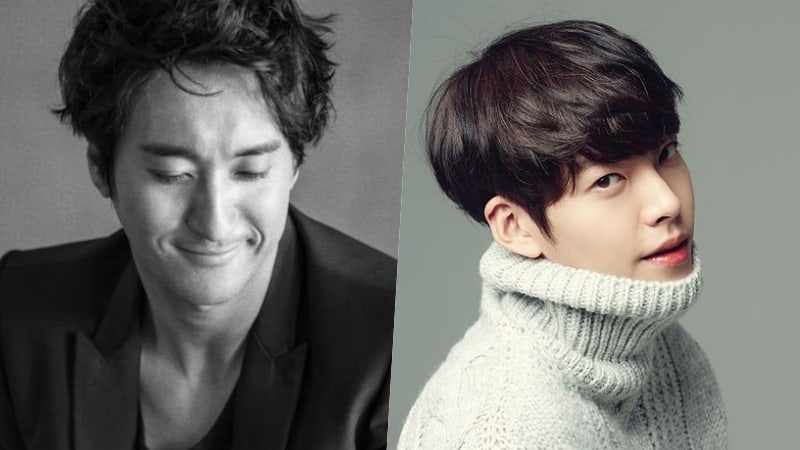 Shin Hyun Joon comparte actualización que recibió de Kim Woo Bin sobre su salud