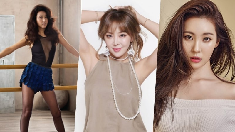 Kim Wan Sun, Narsha y Sunmi tendrán una colaboración en los 2017 SBS Entertainment Awards