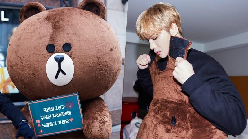 "Kim Jaejoong de JYJ realiza evento de abrazos gratis para ayudar a obra benéfica de ""Salvation Army"""
