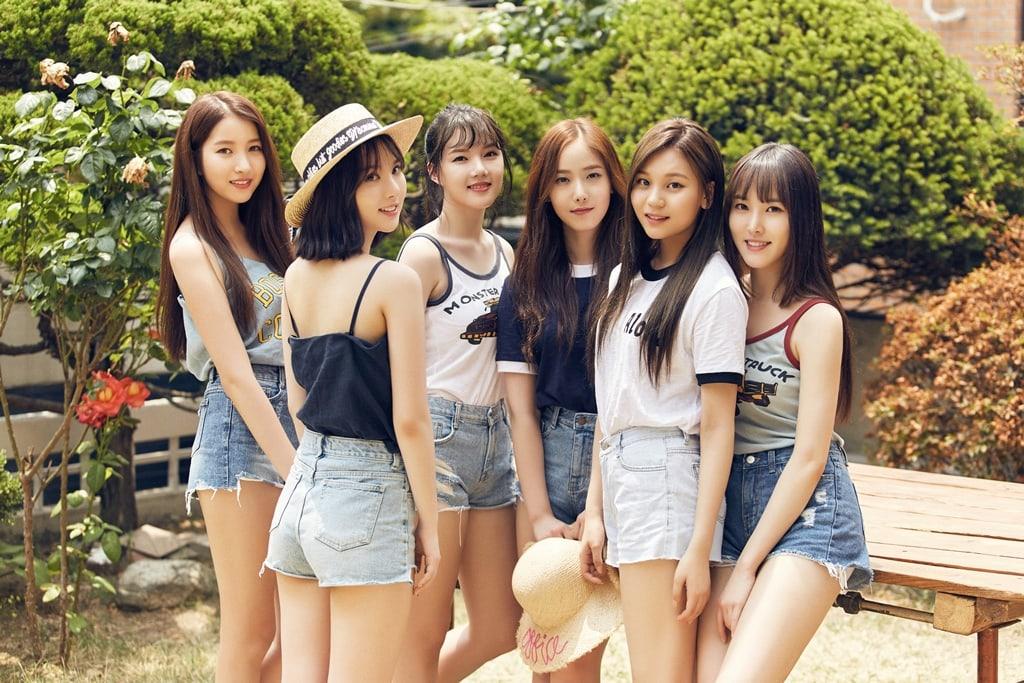 """GFRIEND canalizará a grupos femeninos de los 90s en su presentación durante el """"2017 KBS Song Festival"""""""