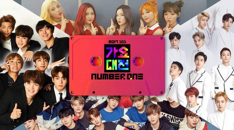 """""""2017 SBS Gayo Daejun"""" registra su punto más alto de audiencia durante la presentación de Red Velvet"""