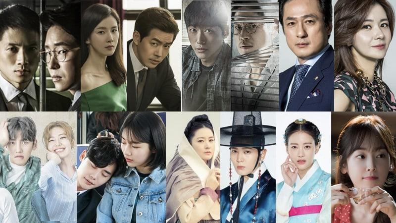Los 2017 SBS Drama Awards revelan a sus 16 nominados para los Daesang