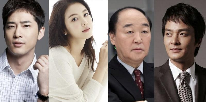 OCN finaliza el elenco de su primer drama del 2018