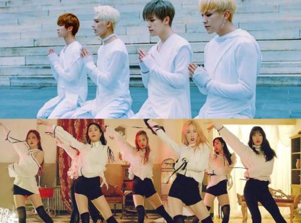Los bailes de K-Pop más subestimados del 2017