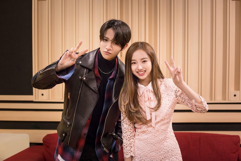 """Samuel y Kriesha Chu cantan """"Pink Pink"""" para la banda sonora de un webtoon romántico"""