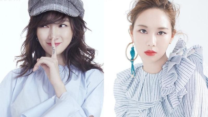 Jia y Fei recuerdan el tiempo en miss A después de que se dio la noticia de la disolución del grupo