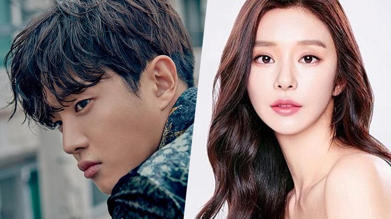 La agencia de Kim Min Suk responde a los reportes de sus citas con la modelo Lee Joo Bin