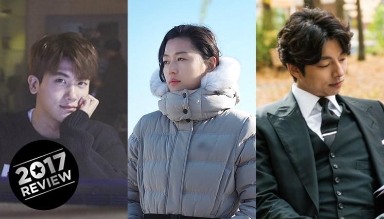 Un año de estilo: La más grandes tendencias de la moda en los K-Dramas del 2017