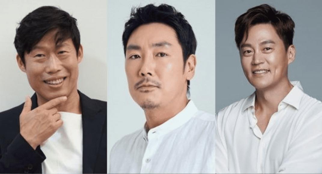 Próxima película finaliza su casting con Yoo Hae Jin, Jo Jin Woong y Lee Seo Jin, entre otros