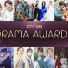 """Ganadores de los """"2017 SBS Drama Awards"""""""