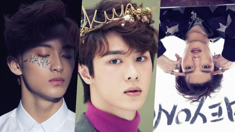 """[Actualizado] NCT muestra a los 18 miembros en impactantes y artísticas fotos y video del """"Anuario 2018"""""""