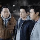 """Jo Jung Suk, Lee Shi Un y Yoon Bong Gil se reúnen en nuevas fotos para """"Two Cops"""""""