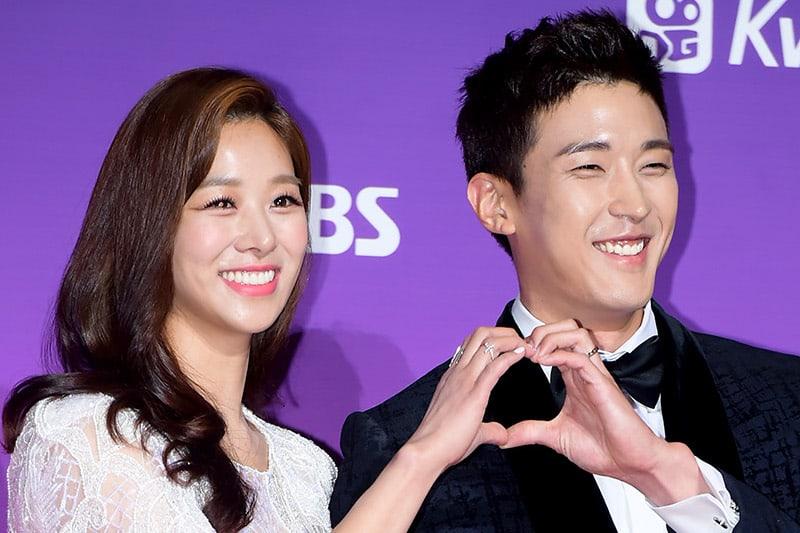 Jang Shin Young y Kang Kyung Joon se casarán en mayo