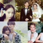 Frases románticas que las parejas de celebridades han dicho sobre el otro