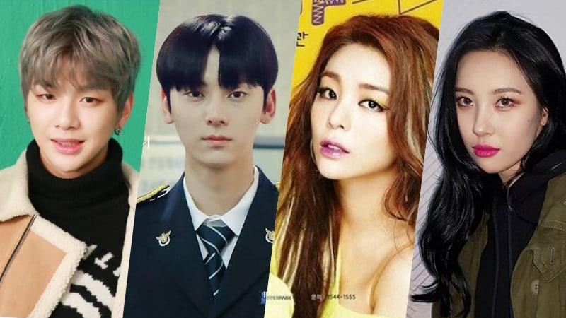 """""""Happy Together"""" vuelve con una lista de invitados repleta de estrellas que incluye a Wanna One, Ailee, Sunmi y más"""