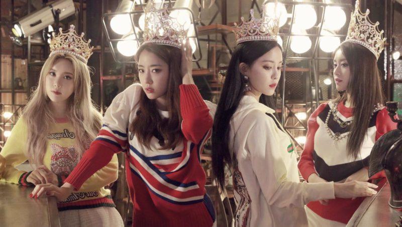 T-ara deja MBK Entertainment sin desintengrar la banda