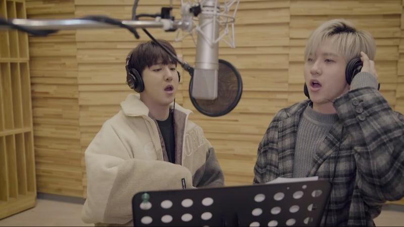 """Baro y CNU de B1A4 publican nueva banda sonora para """"Prison Playbook"""""""