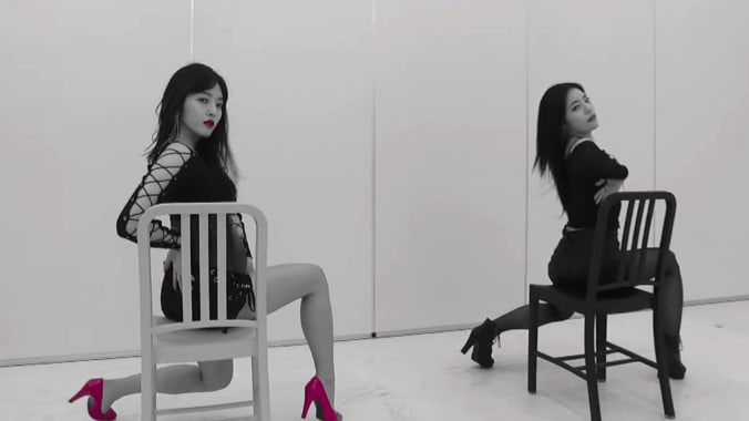 "Chanmi de AOA lanza un cover de baile de ""Dance For You"" de Beyoncé"