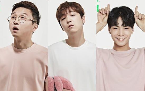 """Park Sung Kwang habla con cariño de sus compañeros de """"Night Goblin"""", Lee Hong Ki y JR"""