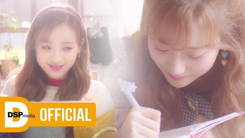 [Actualizado] APRIL revela video-teaser de Jinsol y Naeun para su próximo lanzamiento especial de unidad