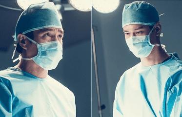 """Go Kyung Pyo y Jo Jae Hyun son intensos doctores en el próximo drama """"Cross"""""""