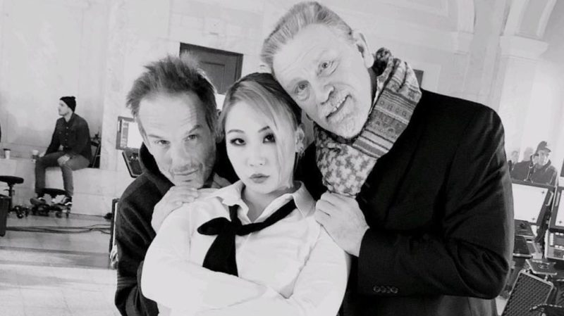 "CL realizará su debut actoral en una película de Hollywood ""Mile 22"""