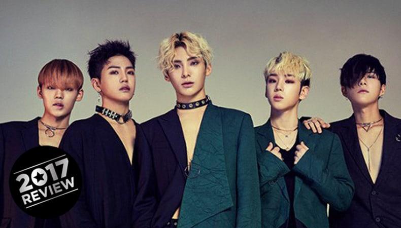 9 grupos novatos de K-Pop subestimados que debutaron en el 2017
