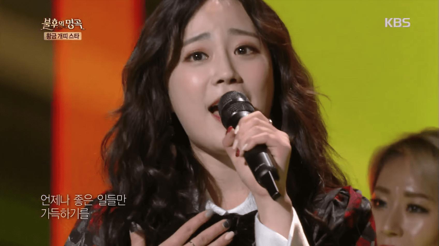 """Heo Young Ji maravilla a la audiencia y a sus compañeros con la actuación de """"Festival"""" en """"Immortal Songs"""""""