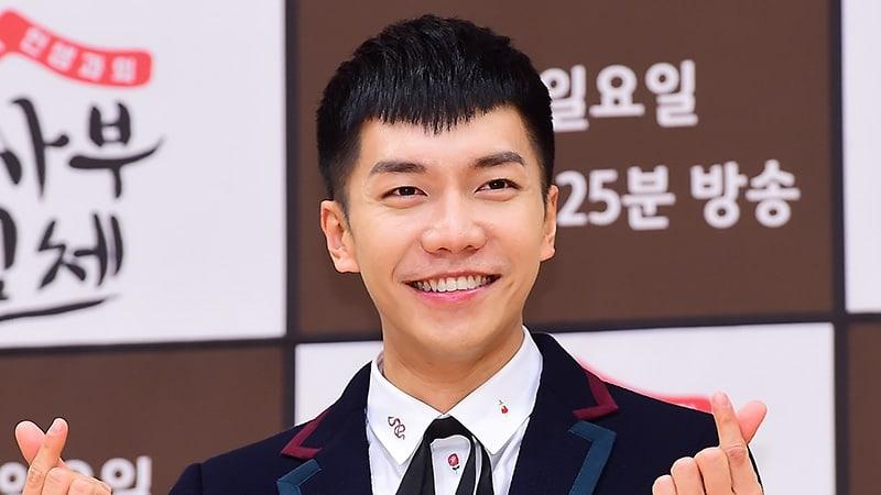 """Lee Seung Gi explica cómo """"Master In The House"""" lo forzó a cambiar su estilo en programas de variedades"""