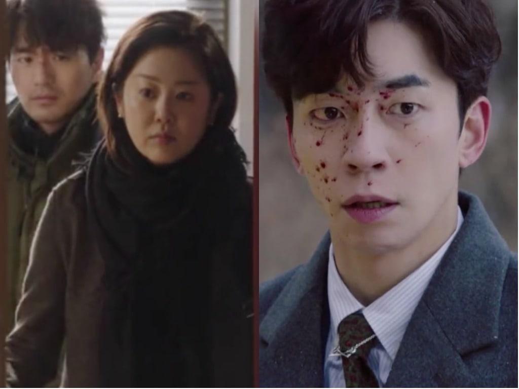"""Go Hyun Jung y Lee Jin Wook se encargan de algunas personas locas adineradas en nuevo trailer para """"Return"""""""