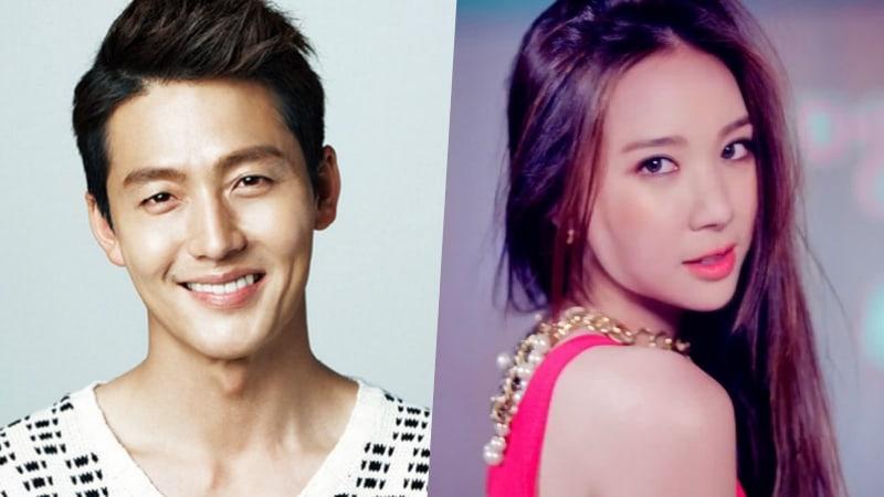 El actor Lee Jung Jin y la ex miembro de 9MUSES, Euaerin, confirman que están en una relación