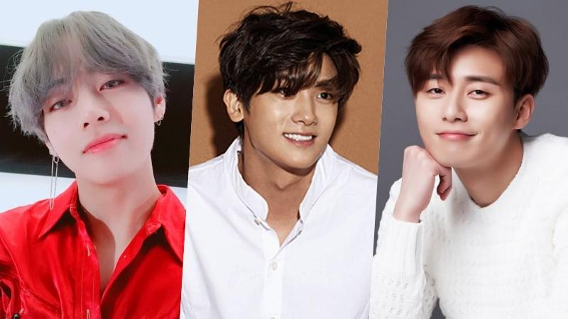 "V de BTS y Park Hyung Sik no olvidan a Park Seo Joon en los ""32nd Golden Disc Awards"""