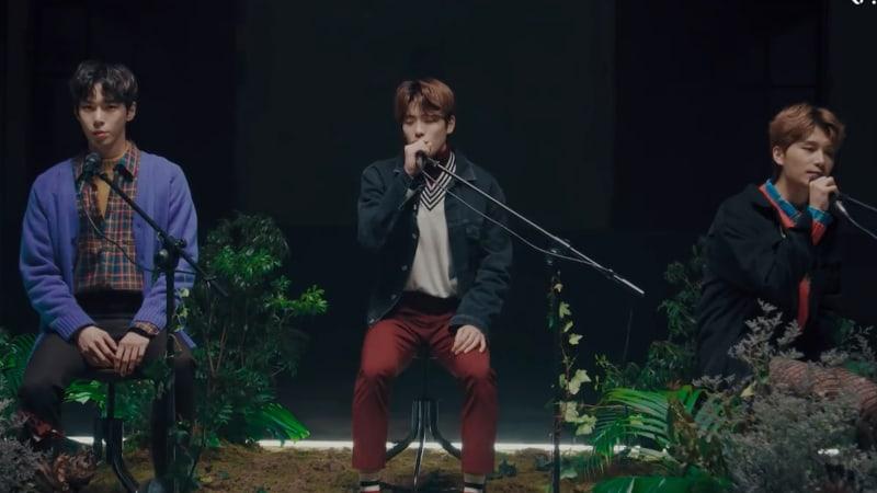 """Doyoung, Jaehyun y Taeil de NCT U cantan a un amor intemporal en el nuevo MV """"Timeless"""" para SM STATION"""