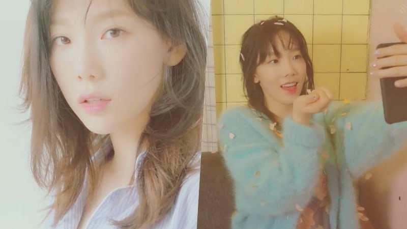 "Taeyeon de Girls' Generation publica el relajante MV ""I'm All Ears"""