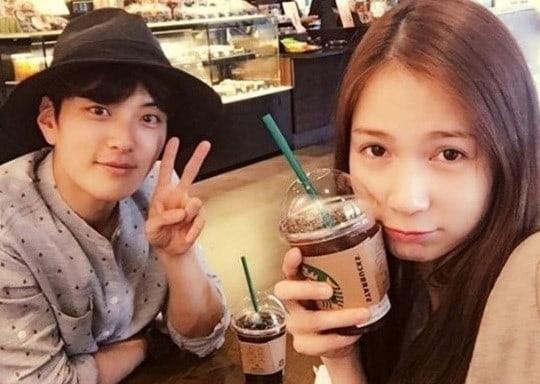 Lina de CSJH The Grace y Jang Seung Jo esperan a su primer bebé