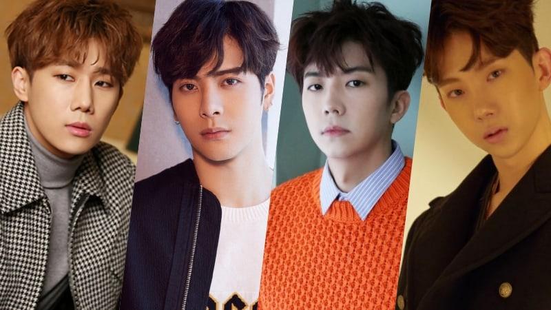 """Sunggyu, Jackson, Wooyoung y Jo Kwon graban el próximo episodio de """"Radio Star"""""""