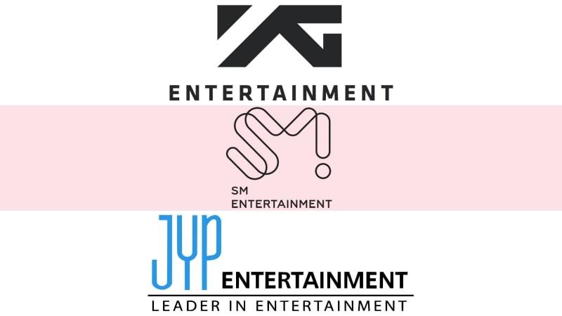 YG, SM y JYP hablan de sus planes para el 2018