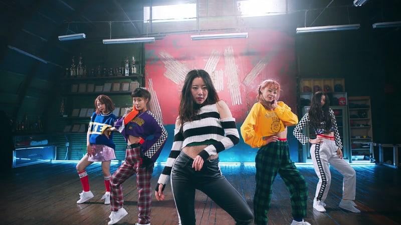 """Girlkind, el nuevo grupo de chicas de hip hop, debuta oficialmente con el MV de """"Fanci"""""""